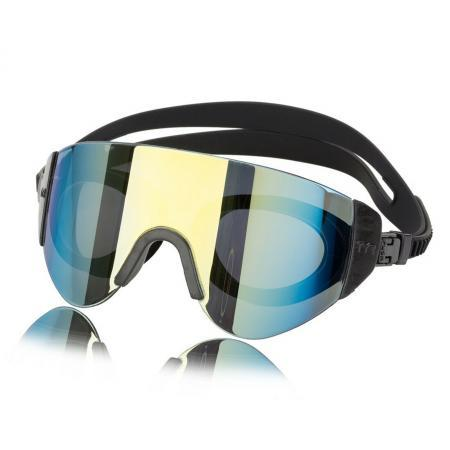 Очки для плавания TYR Renegade Swimshades Mirrored, цвет 751