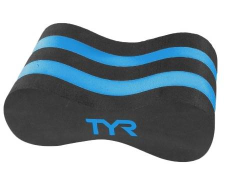 Колобашка TYR Super Pull Float, цвет 011 (Blue/Black)
