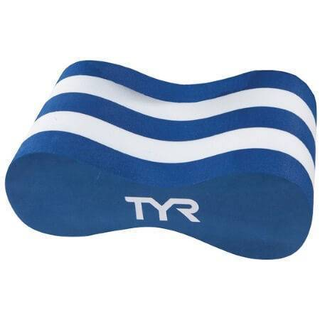 Колобашка TYR Super Pull Float, цвет 462 (Blue/White)