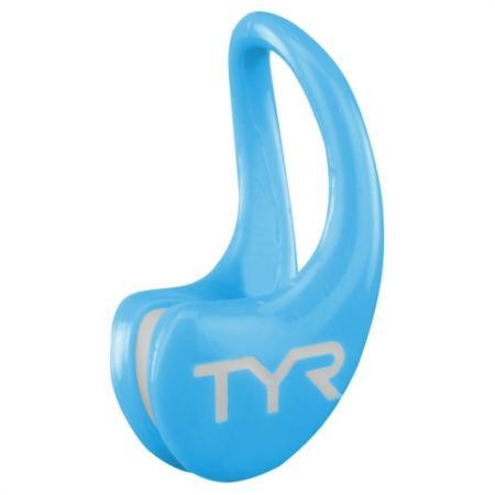 Зажим для носа TYR Ergo Swim Clip, цвет 452 (Light Blue)